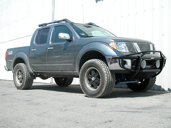 New Suspension Lift Kit For 2005 2006 Frontier Nissan Frontier Forum